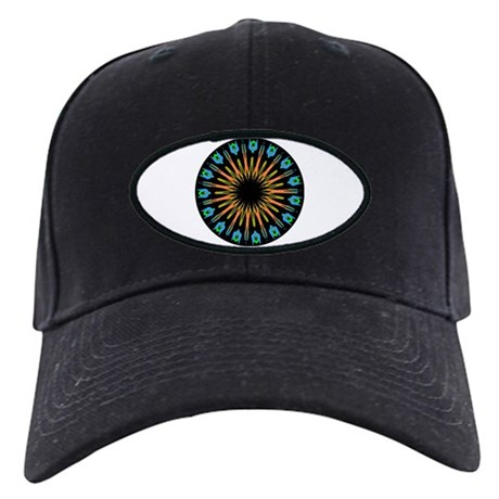 Kaleidoscope 003 Black Cap