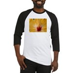 Sunflower Dove Baseball Jersey