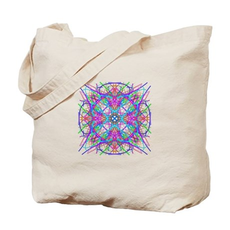 Kaleidoscope 005 Tote Bag