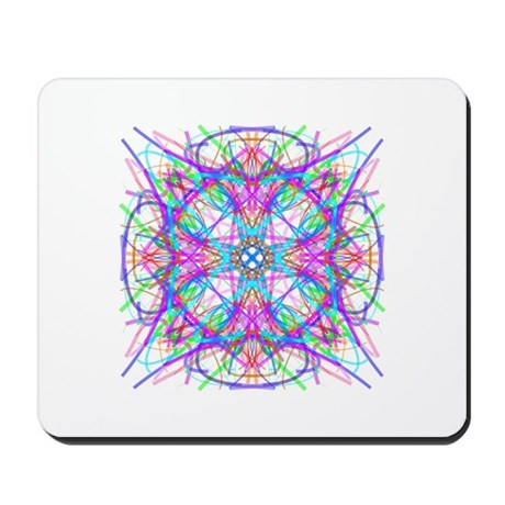 Kaleidoscope 005 Mousepad