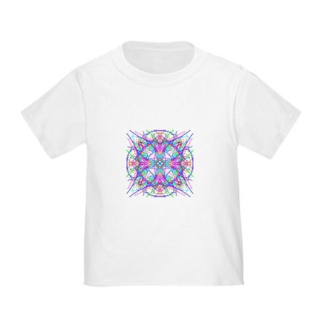 Kaleidoscope 005 Toddler T-Shirt