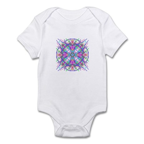 Kaleidoscope 005 Infant Bodysuit