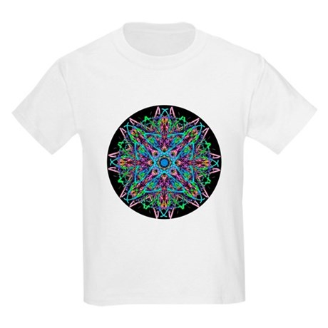 Kaleidoscope 005e Kids Light T-Shirt
