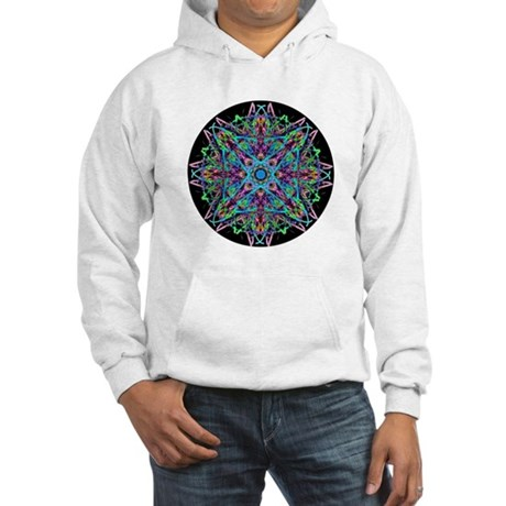 Kaleidoscope 005e Hooded Sweatshirt