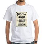 Occidental Saloon White T-Shirt