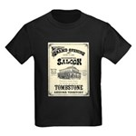Occidental Saloon Kids Dark T-Shirt