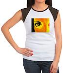 Dynomoose Women's Cap Sleeve T-Shirt