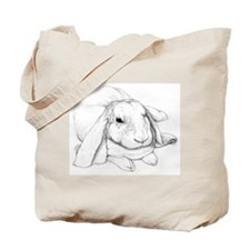 English Lop Tote Bag
