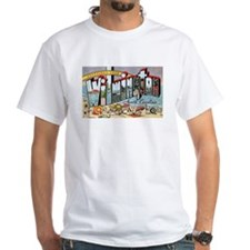 Wilmington North Carolina Greetings (Front) Shirt