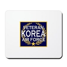 AIRFORCE VETERAN KOREA Mousepad