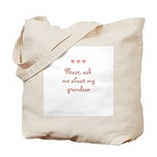 Please, ask me about my grand Tote Bag