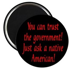 You can trust the government! Magnet