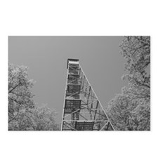 Cute Tower Postcards (Package of 8)