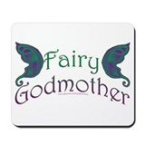 Fairy Godmother Mousepad