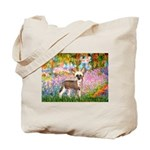 Garden / Chinese Crested Tote Bag