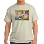 Garden / Chinese Crested Light T-Shirt