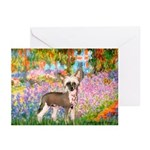 Garden / Chinese Crested Greeting Cards (Pk of 10)