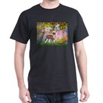 Garden / Chinese Crested Dark T-Shirt