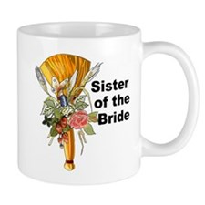 Jumping the Broom Sister of the Bride Mug