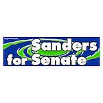 Sanders for Senate Bumper Sticker