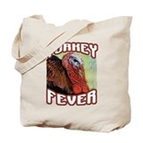 Turkey Fever Tote Bag