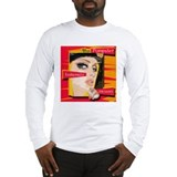 The Fashionista & The Pomster Long Sleeve T-Shirt