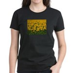 Sunflowers Women's Dark T-Shirt