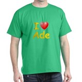 I Love Ade (L) T-Shirt
