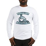 Blowjob Accessible Long Sleeve T-Shirt
