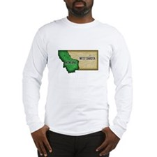 West Dakota Long Sleeve T-Shirt
