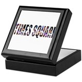 Times Square Keepsake Box