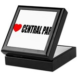 I Love Central Park Keepsake Box