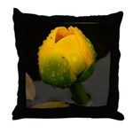 Pond Lilly  Throw Pillow