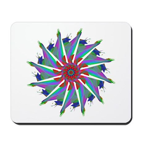 Kaleidoscope 0006 Mousepad