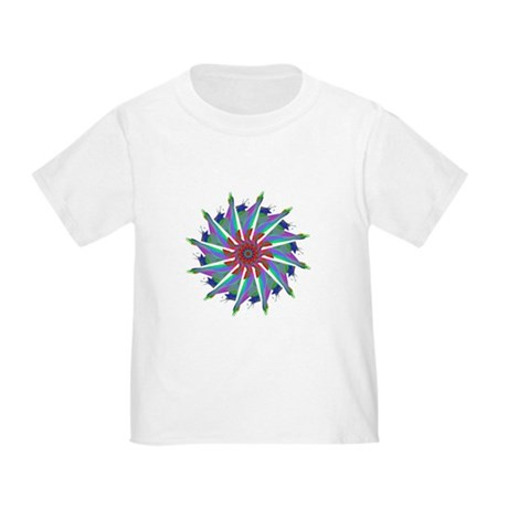 Kaleidoscope 0006 Toddler T-Shirt