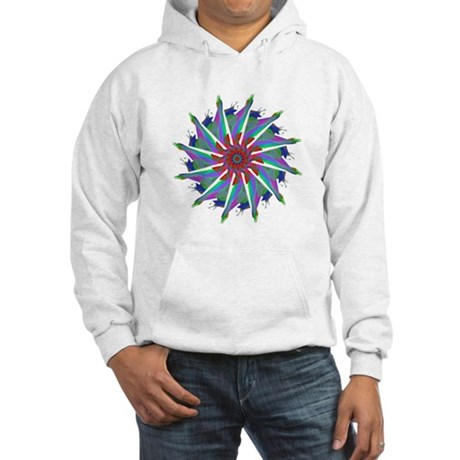 Kaleidoscope 0006 Hooded Sweatshirt