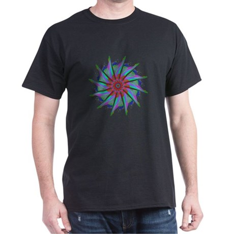 Kaleidoscope 0006 Dark T-Shirt