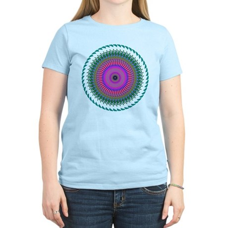 Kaleidoscope 006 Women's Light T-Shirt