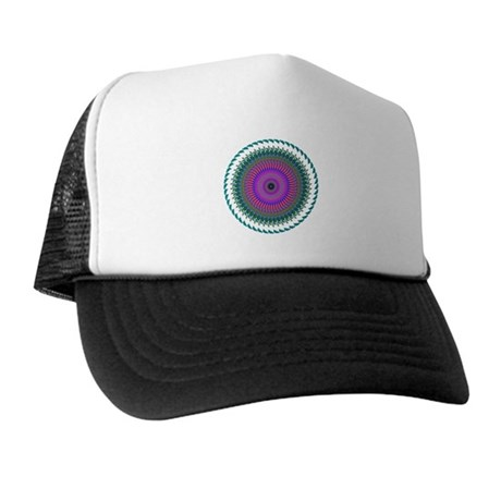 Kaleidoscope 006 Trucker Hat