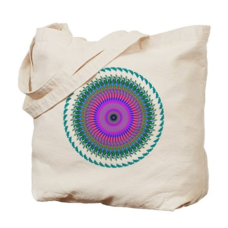 Kaleidoscope 006 Tote Bag