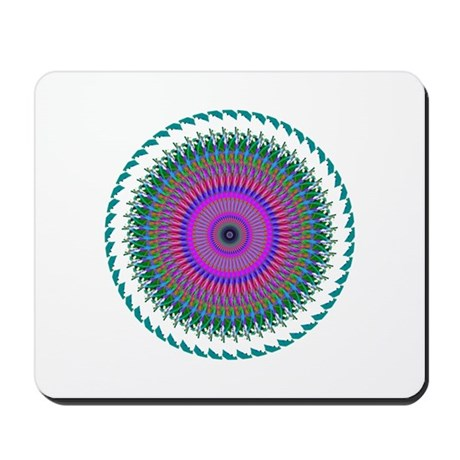 Kaleidoscope 006 Mousepad