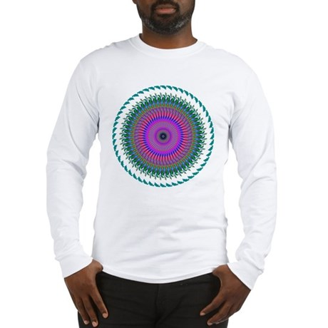 Kaleidoscope 006 Long Sleeve T-Shirt
