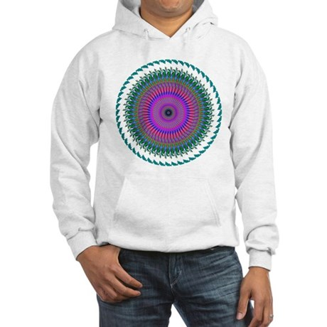Kaleidoscope 006 Hooded Sweatshirt