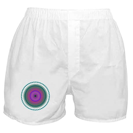 Kaleidoscope 006 Boxer Shorts