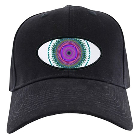 Kaleidoscope 006 Black Cap