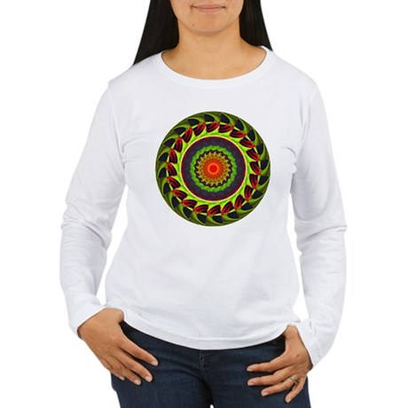 Kaleidoscope 00025 Women's Long Sleeve T-Shirt