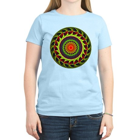 Kaleidoscope 00025 Women's Light T-Shirt