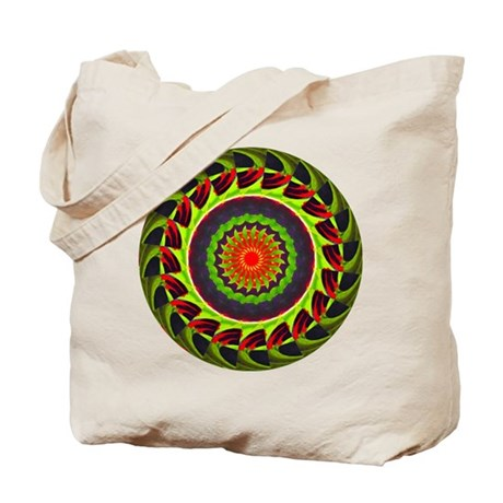 Kaleidoscope 00025 Tote Bag