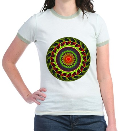 Kaleidoscope 00025 Jr. Ringer T-Shirt