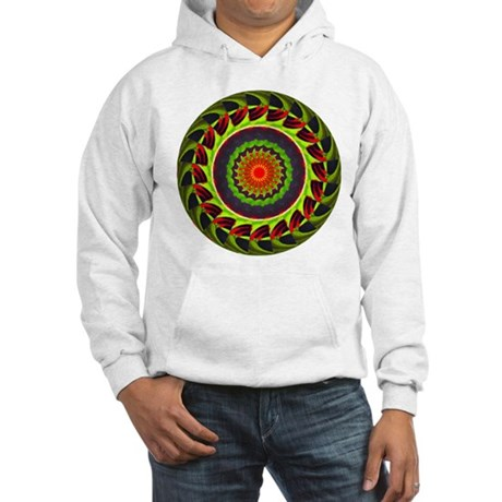 Kaleidoscope 00025 Hooded Sweatshirt